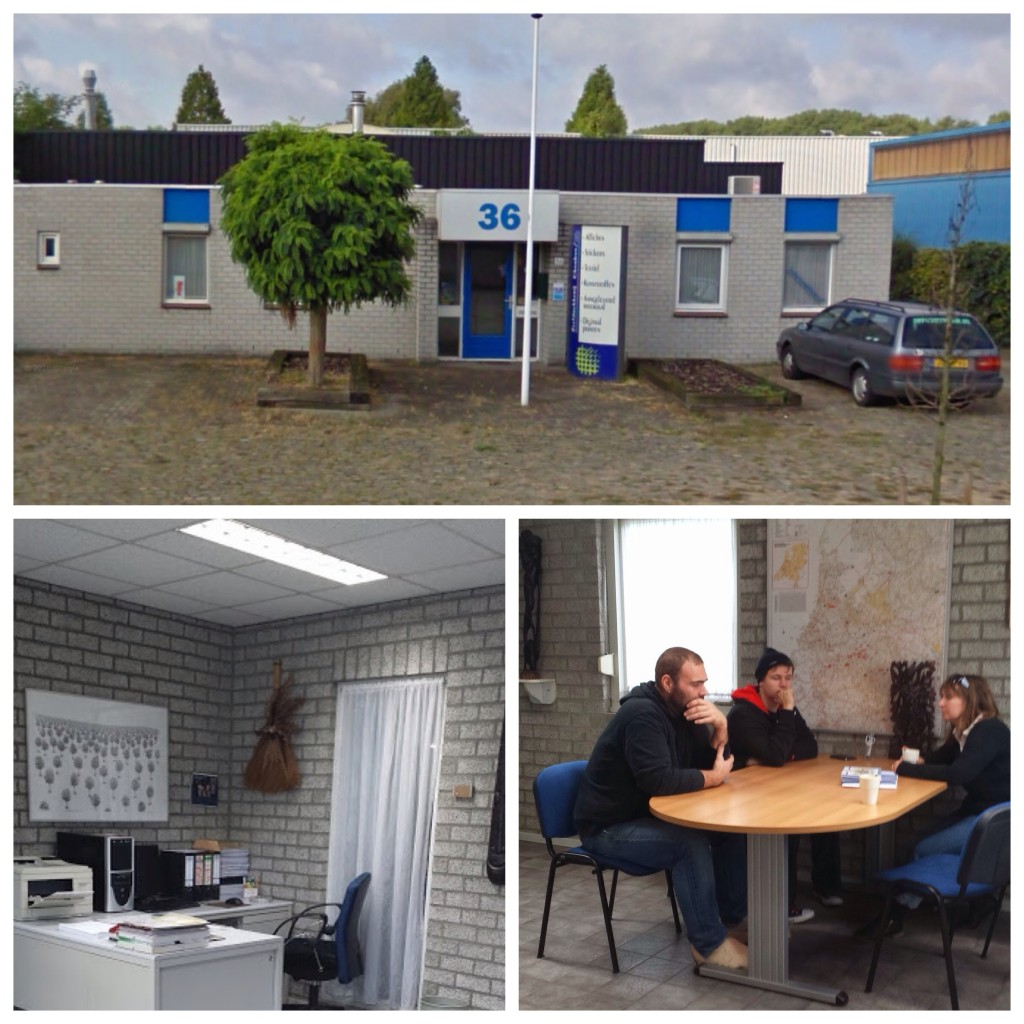 Den Bosch offices registratie adres